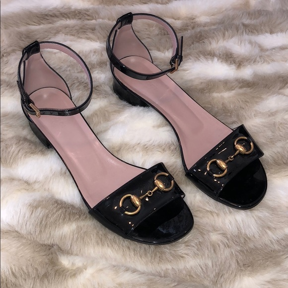 899a5b3bf Gucci Shoes | Black Sandals With Original Box | Poshmark